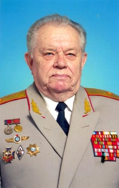 Генерал Курланов А.Д.