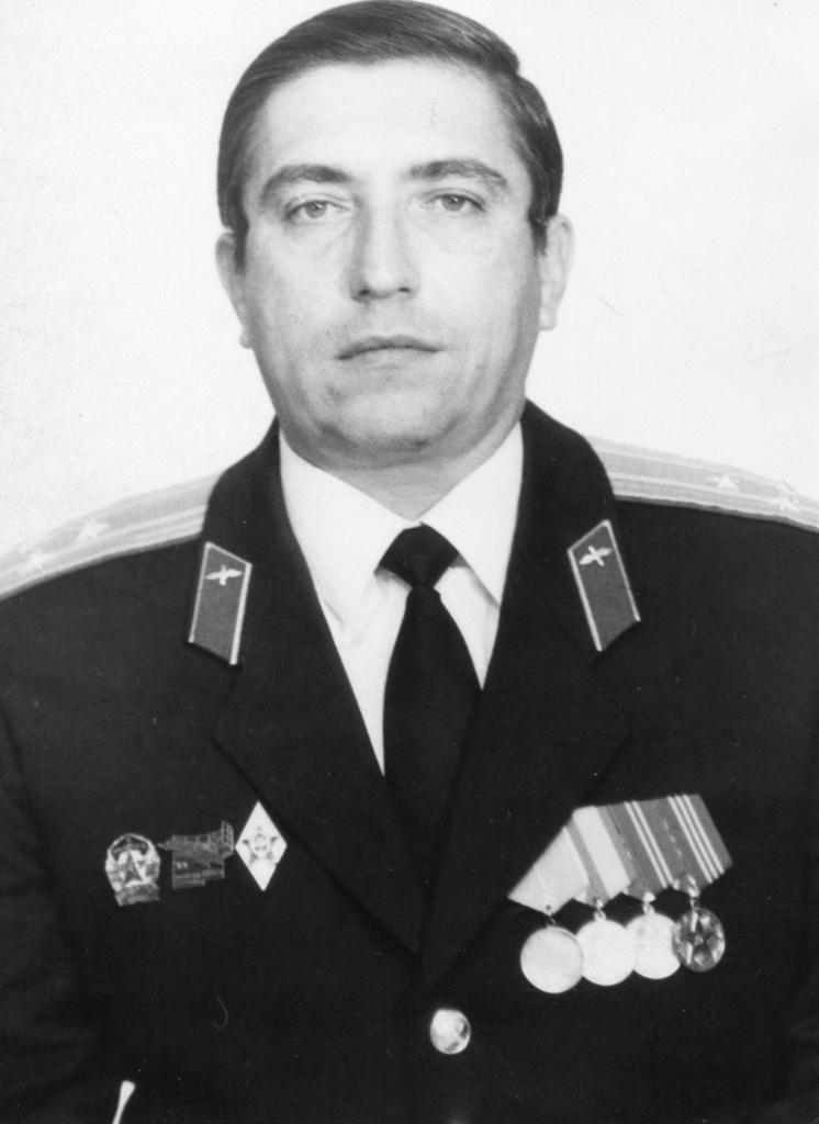Худяков Константин Григорьевич