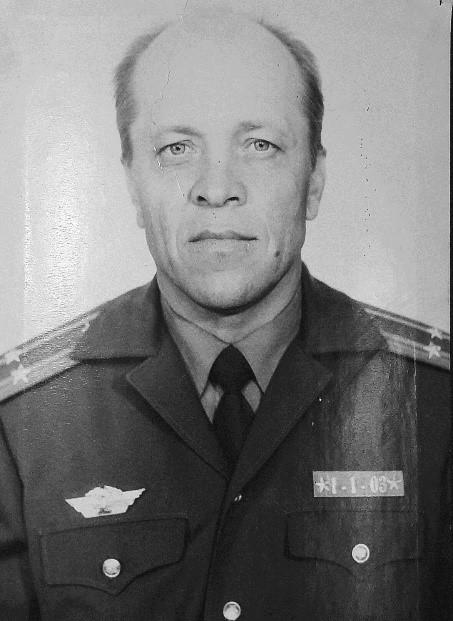 подполковник в отставке Злобин Михаил Петрович