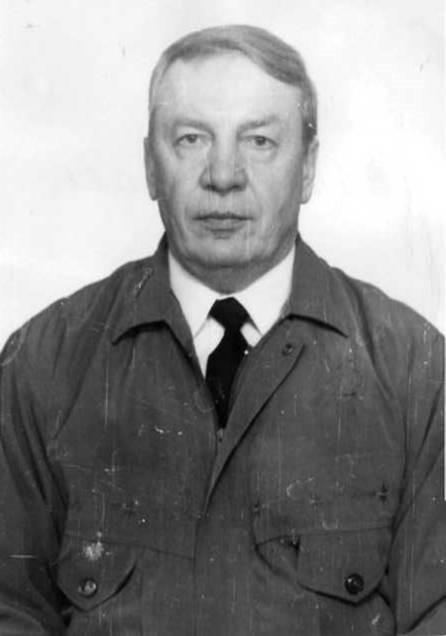 Рудольф Николаевич Гагин