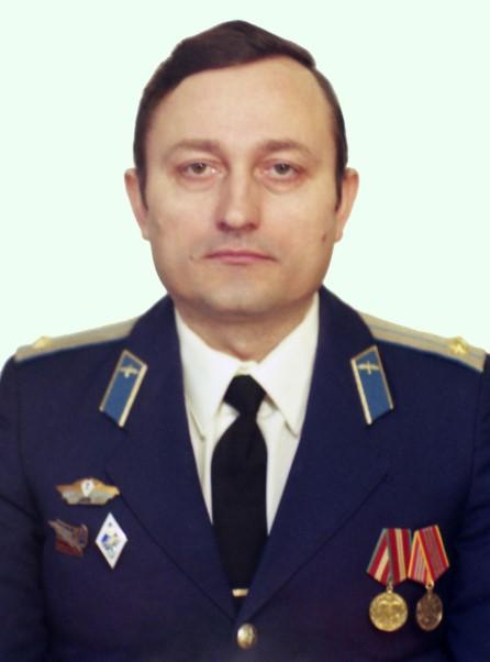 Подполковник Борис Василий Николаевич (19.09.1957 - 19.08.2020 гг.)