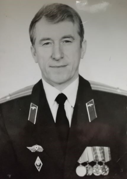 Виктор Федорович Мусатов