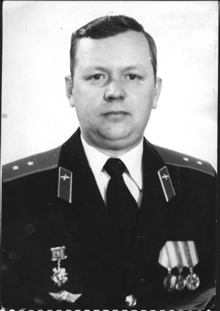 Николай Аркадьевич Березин